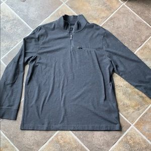 Banana Republic 1/4 zip shirt size xl